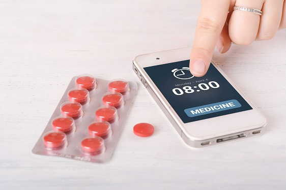 ensure-timely-medication-intake-time